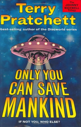 9780060541859: Only You Can Save Mankind