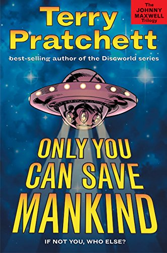 9780060541866: Only You Can Save Mankind