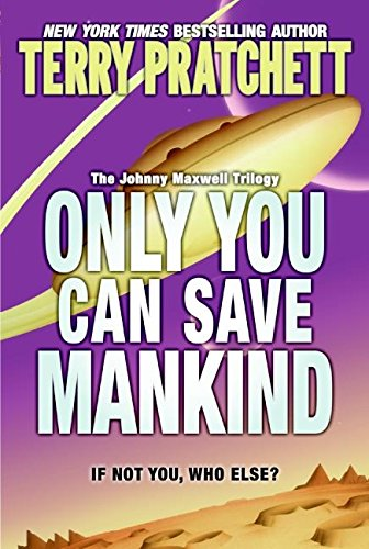 9780060541873: Only You Can Save Mankind