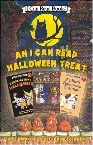 9780060542375: I Can Read Halloween Treat Box Set, An (I Can Read Book 2)