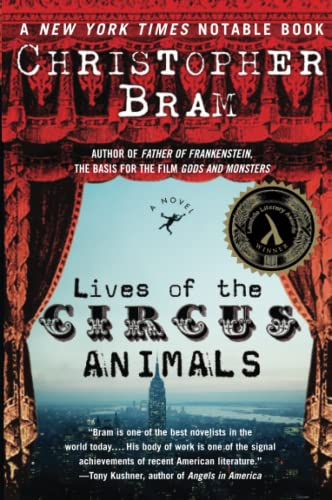 9780060542542: Lives of the Circus Animals: A Novel