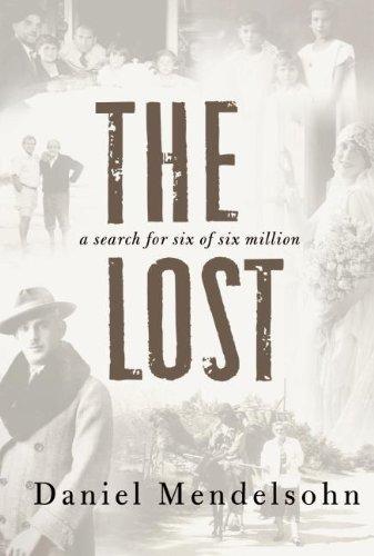 The Lost: Mendelsohn, Daniel