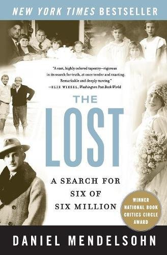 9780060542993: The Lost: A Search for Six of Six Million