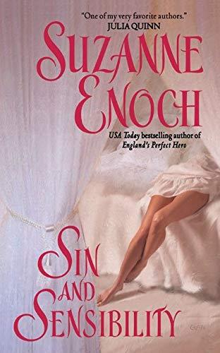 9780060543259: Sin and Sensibility (Avon Romantic Treasure)