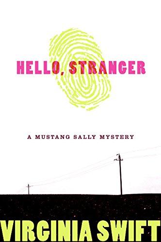 9780060543334: Hello, Stranger (Mustang Sally Mysteries)