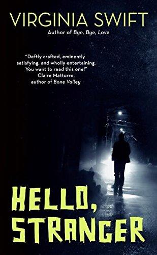 9780060543341: Hello, Stranger (Mustang Sally Mysteries)