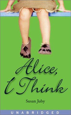 9780060543402: Alice, I Think