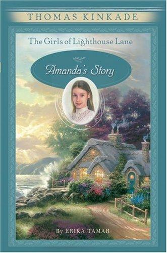 9780060543501: The Girls of Lighthouse Lane #4: Amanda's Story