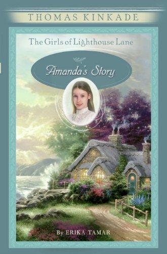 9780060543525: The Girls of Lighthouse Lane #4: Amanda's Story