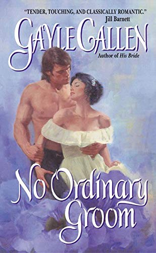 9780060543945: No Ordinary Groom (Avon Historical Romance)