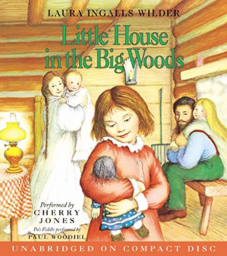 9780060543983: Title: Little House In The Big Woods CD Little Housethe L