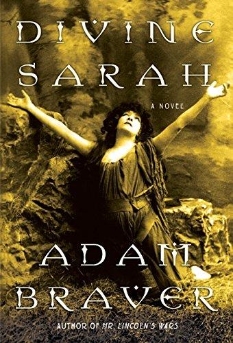 9780060544072: Divine Sarah: A Novel