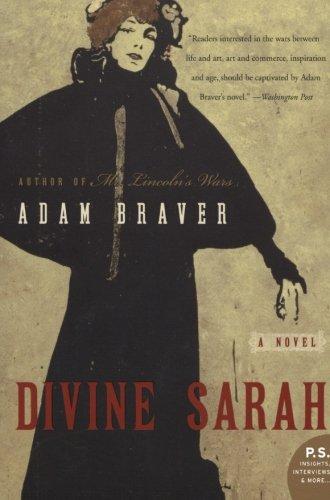 9780060544089: Divine Sarah: A Novel