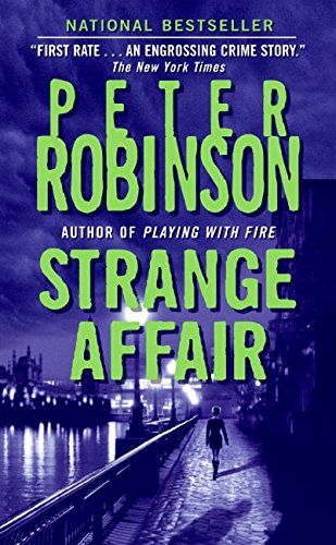 9780060544348: Strange Affair (Inspector Banks Novels)