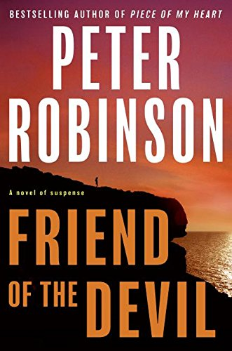 FRIEND OF THE DEVIL (SIGNED): Robinson, Peter