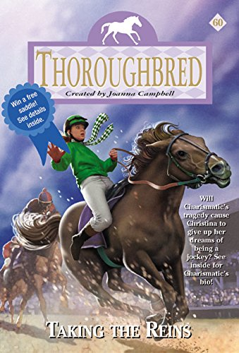 9780060544409: Taking the Reins (Thoroughbred #60)