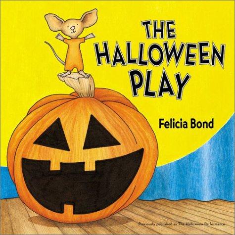 9780060544430: The Halloween Play Board Book