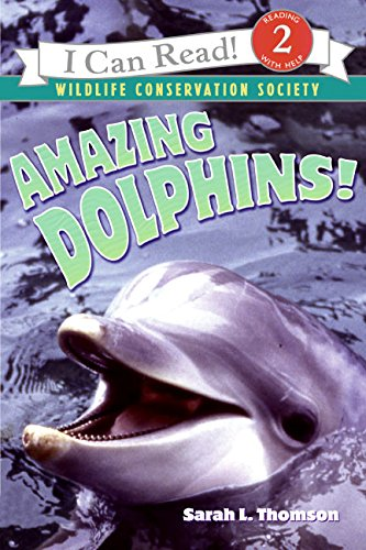 9780060544539: Amazing Dolphins! (I Can Read Level 2)