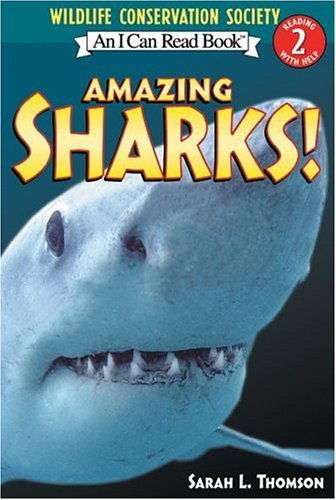 9780060544584: Amazing Sharks! (I Can Read Book 2)