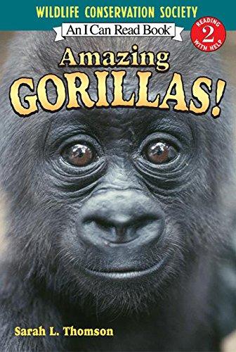 9780060544607: Amazing Gorillas! (I Can Read Books: Level 2)