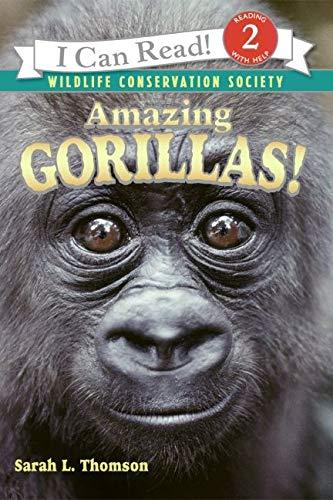 9780060544614: Amazing Gorillas! (I Can Read Nonfiction - Level 2)