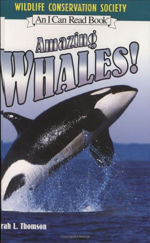 9780060544652: Amazing Whales! (I Can Read - Level 3 (Quality))
