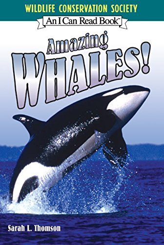 9780060544669: Amazing Whales! (I Can Read Level 2)