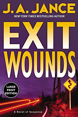 9780060545499: Exit Wounds (Joanna Brady Mysteries, Book 11)