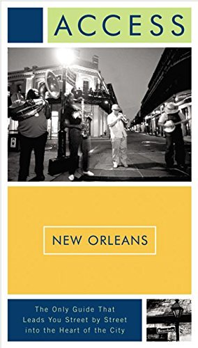 9780060547844: Access New Orleans 6e