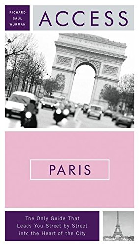 9780060548148: Access Paris 9e (Access Guides)