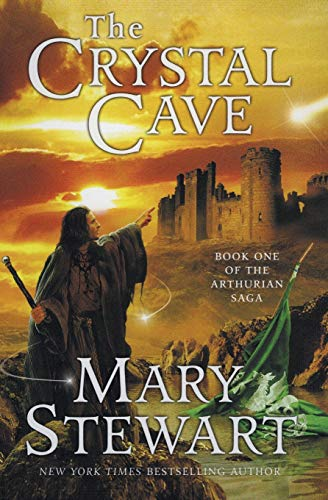 9780060548254: The Crystal Cave (The Arthurian Saga)