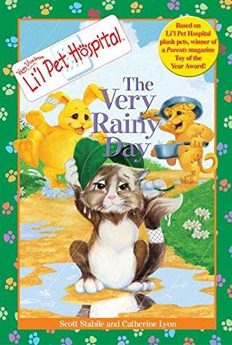 9780060548384: Li'l Pet Hospital #3: The Very Rainy Day