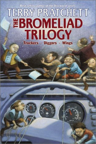 9780060548551: The Bromeliad Trilogy : Truckers, Diggers, and Wings