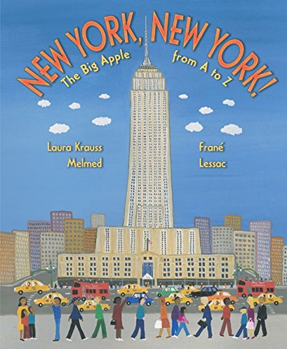 9780060548742: New York, New York: The Big Apple from A to Z