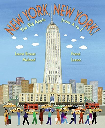 9780060548773: New York, New York!: The Big Apple from A to Z