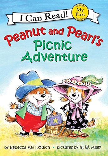 9780060549206: Peanut and Pearl's Picnic Adventure (My First I Can Read - Level Pre1 (Hardback))