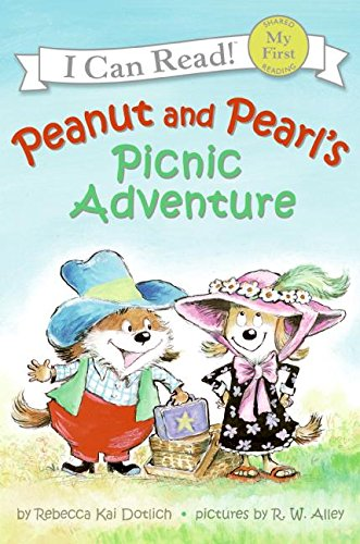 9780060549220: Peanut and Pearl's Picnic Adventure (My First I Can Read)