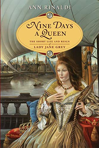 9780060549237: Nine Days a Queen: The Short Life and Reign of Lady Jane Grey