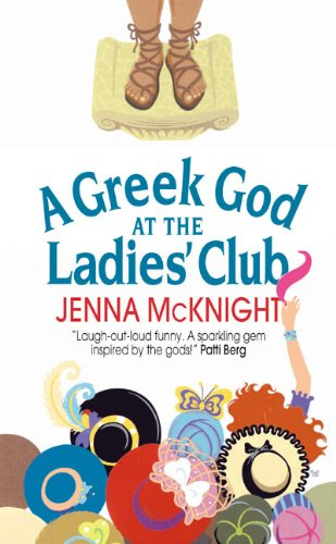 9780060549275: A Greek God at the Ladies' Club (Avon Romance)