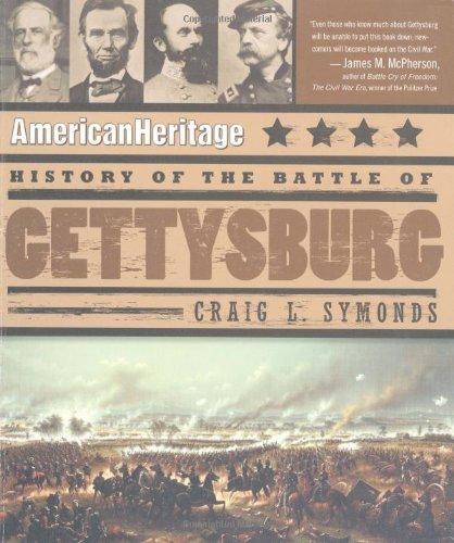 9780060549336: American Heritage History of the Battle of Gettysburg