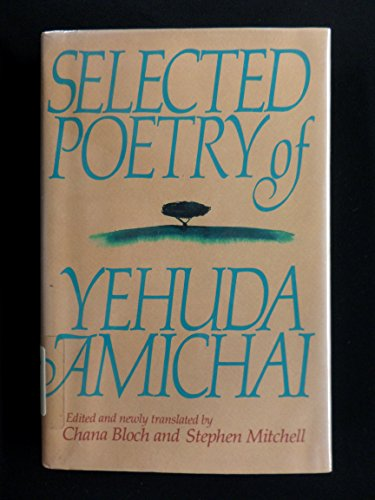 9780060550011: The Selected Poetry of Yehuda Amichai