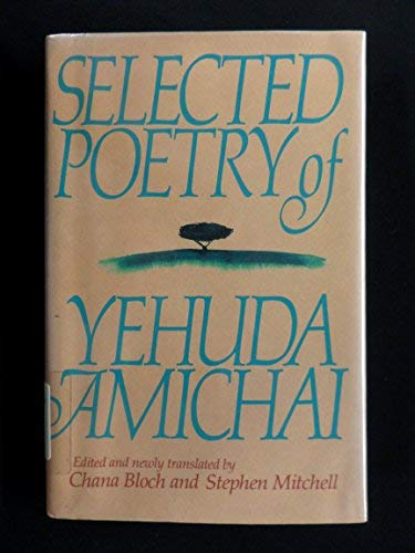 9780060550011: Selected Poetry of Yehuda Amichai