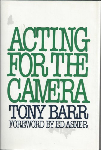 9780060550097: Acting for the Camera