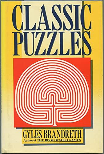 9780060550110: Classic Puzzles