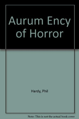 9780060550509: Encyclopedia of Horror Movies