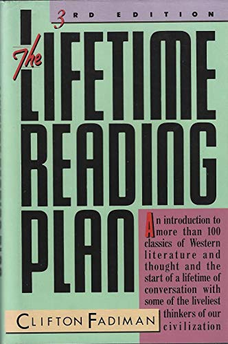 9780060550660: The Lifetime Reading Plan