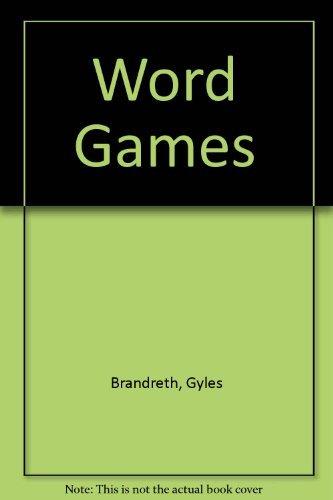 Word Games (9780060550691) by Brandreth, Gyles