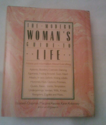 9780060551162: The Modern Woman's Guide to Life