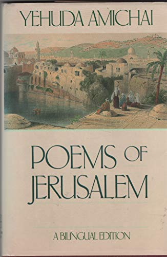 9780060551315: Poems of Jerusalem: A bilingual edition