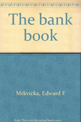 9780060551445: The bank book